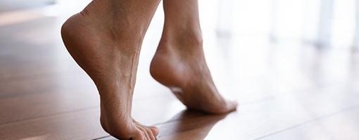Drop foot y la recuperación de la marcha natural